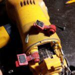 Замена щёток электроинструмента