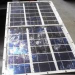 60-ваттная солнечная панель своими руками