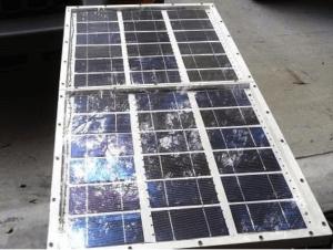 строим 60-ваттную солнечную панель