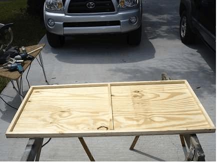Построение каркаса для солнечной батареи