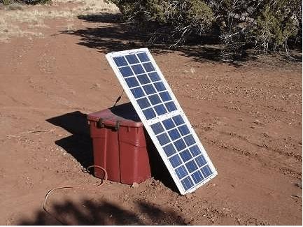 Ёксплуатация солнечной панели