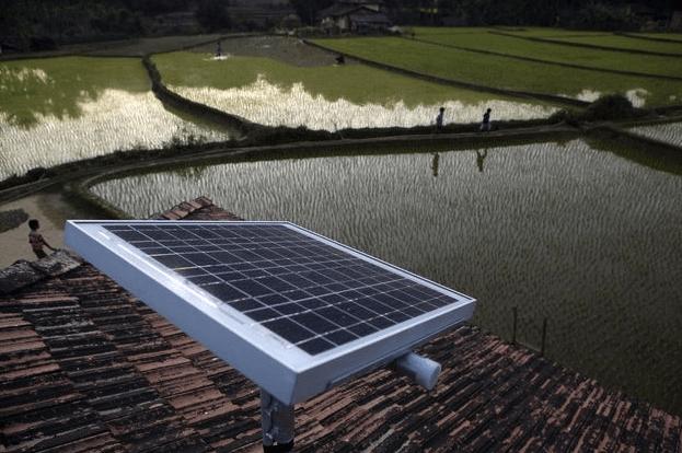 Солнечные элементы для народа