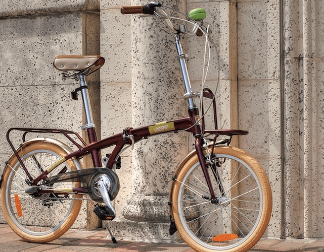Cityzen folding bike