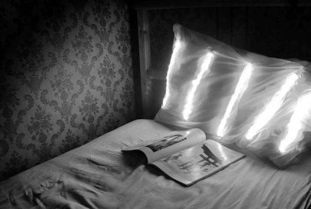 Святящаяся подушка