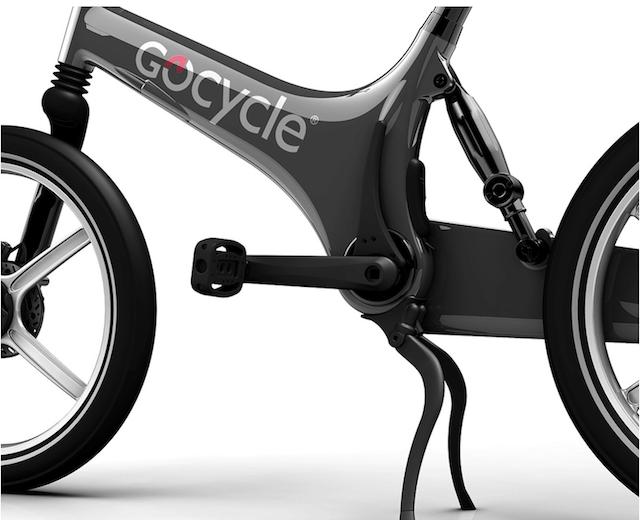 Электровелосипед gocycle-g2