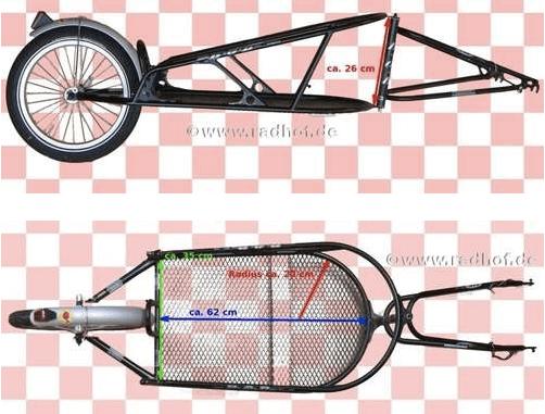 Реальные размеры велосипедов