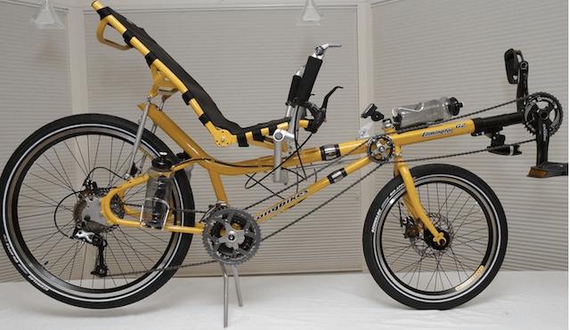 Longbikes Eliminator G2