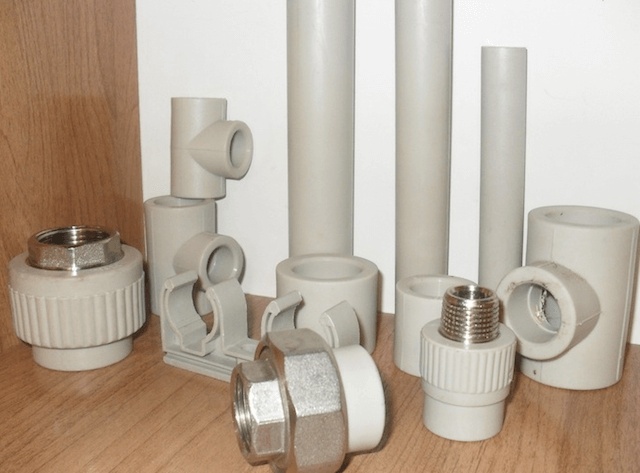Металлопластиковые трубы для холодного водоснабжения
