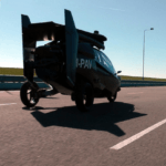 Летающий трицикл PAL-V ONE