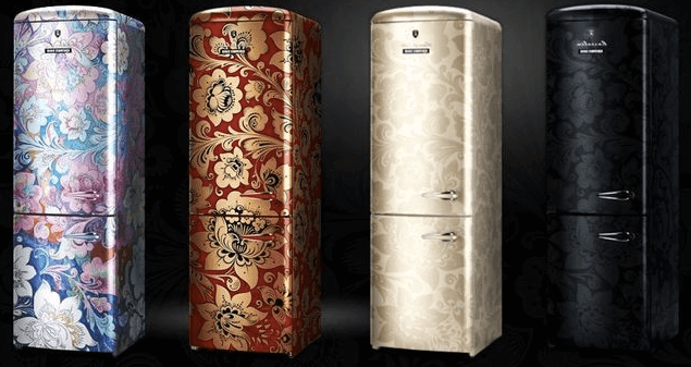 Холодильники от Кутюр