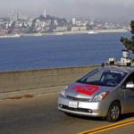 Автомобиль без водителя: будущее от Google