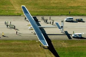 Solar Impulse - полет на солнечной энергии