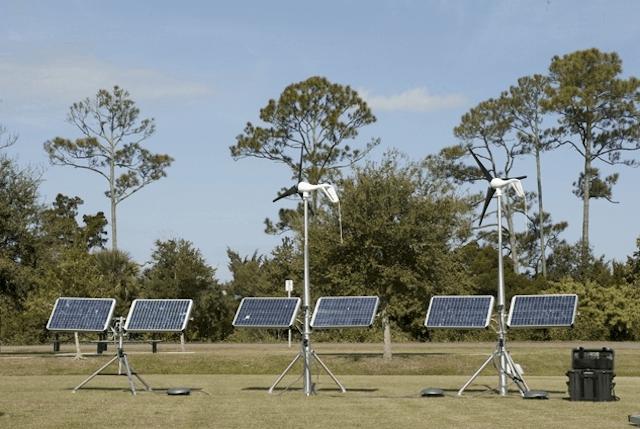 Портативные генераторы solarstick