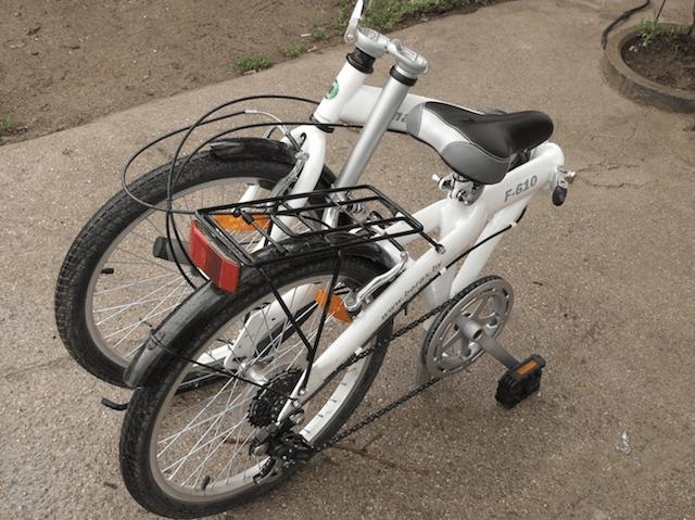 Велосипед Спадарожник