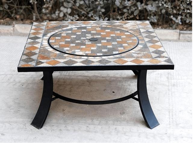Костровые столы