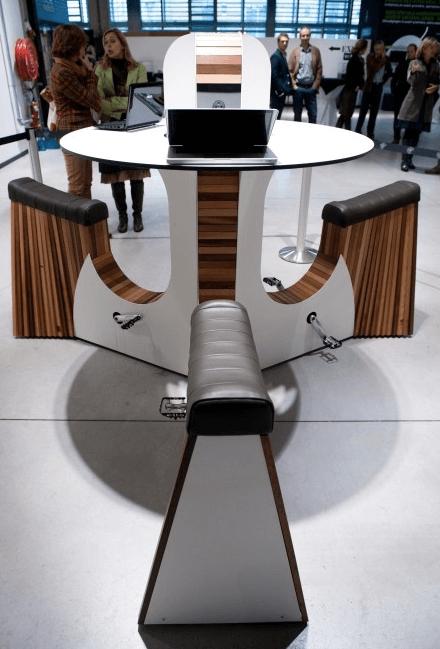 Стол webike с педалями