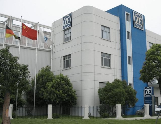 Офис компании ZF