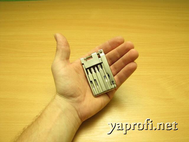 Мультитул Спелли - компактный велоинструмент