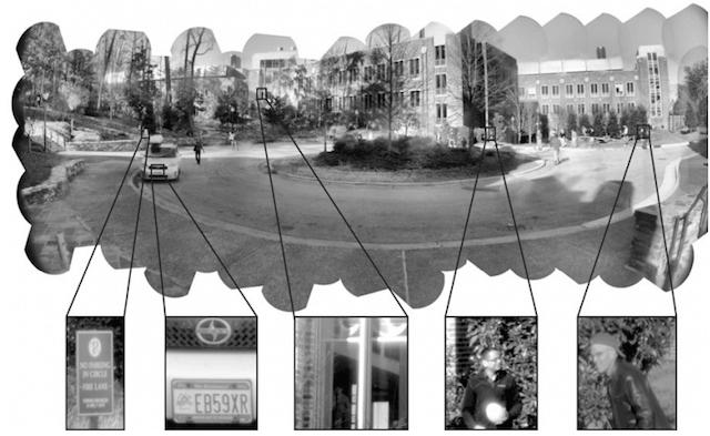 AWARE-2 - гигапиксельная камера
