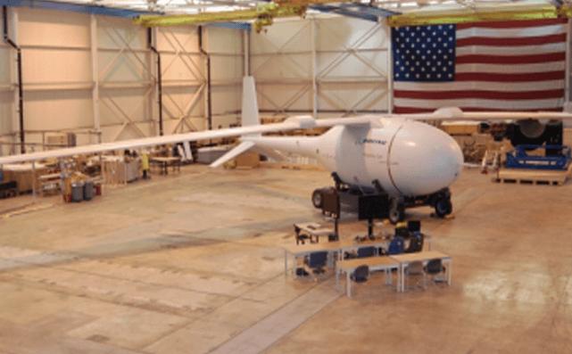 Беспилотник Boeing на водороде