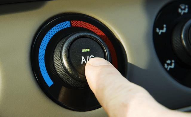 Система кондиционирования Opel Monterey