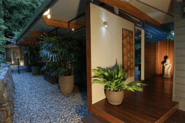 Дом в тропиках Австралии HP tree house от mmP Architect