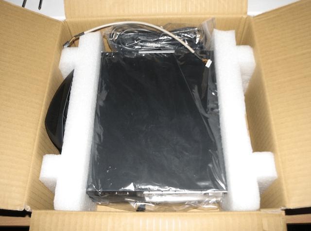 Распаковка системника