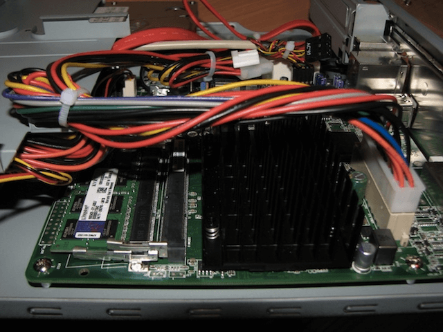 Радиатор процессора intel d2700 dc