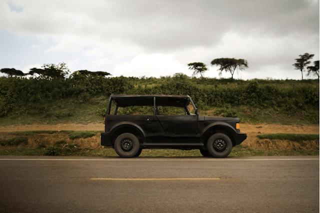 Африканский недорогой внедорожник Mobius Two