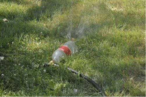 Распылитель из двухлитровой пластиковой бутылки