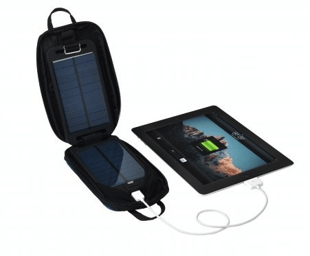 зарядное устройство powertraveller solarmonkey adventurer