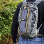 Зарядка от солнца с батареей — Powertraveller Solarmonkey Adventurer
