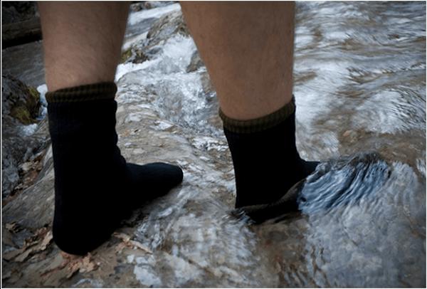 Водонипроницаемые носки DexShell