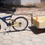 Велоприцеп для сада и огорода своими руками