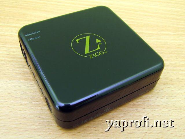 Внешний аккумулятор ZAGG Sparq 2.0
