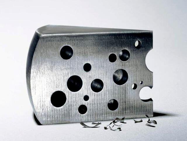 Сыр из металла
