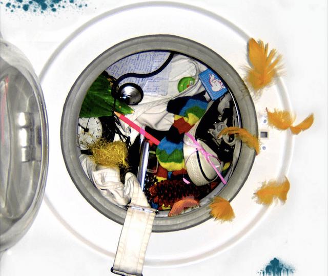 Не останавливается налив в стиральную машину