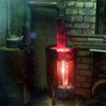 Печка-буржуйка на отработанном масле — дёшево и сердито