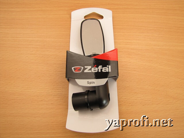 Велосипедное зеркало Zefal Spin