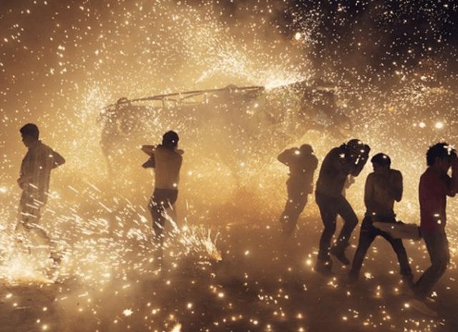 Пиротехническая опасность на Новый Год
