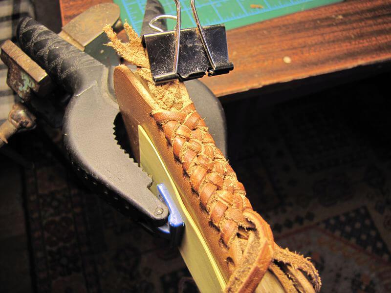 Плетение в 4 нити