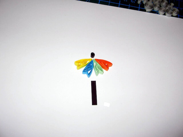 Делаем зонтик