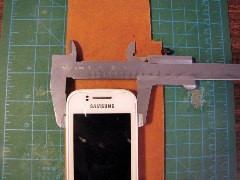 Снимаем размеры со смартфона