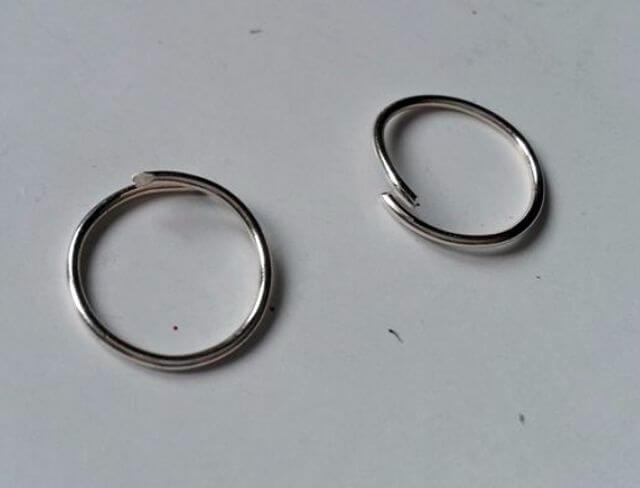 Готовим 2 кольца