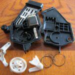 Ремонт электрозамка на KIA Carens