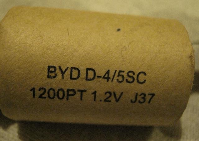 Элемент D4 аккумулятора шуруповерта