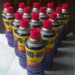 Применение WD-40 — смазочное или чистящее средство?