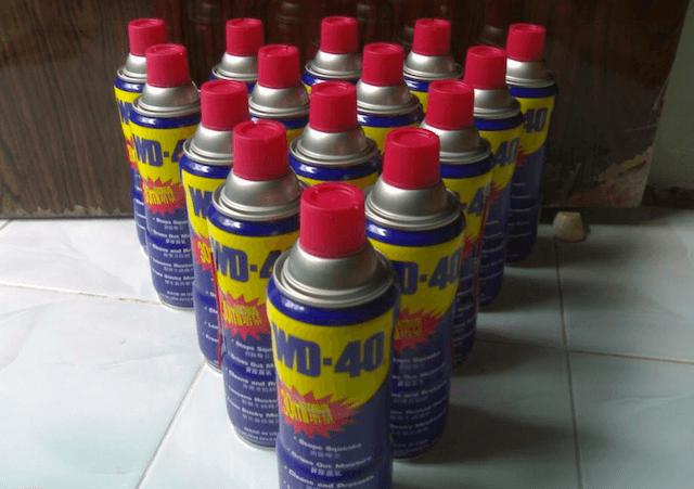 WD-40 - смазка или очиститель