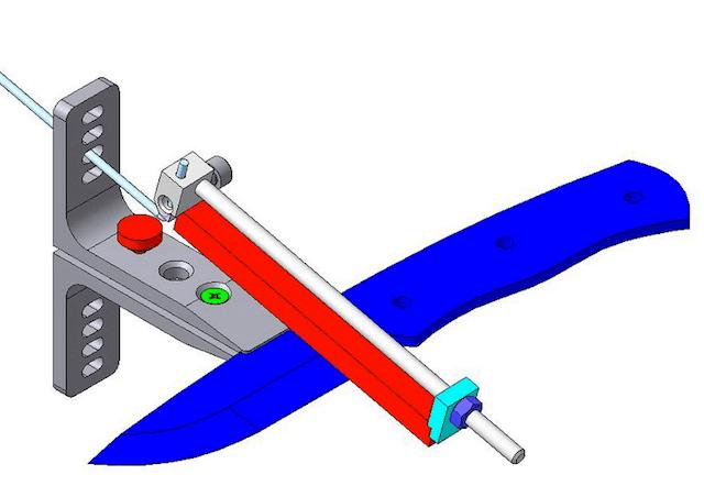 Объемная модель Лански