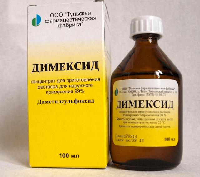 Димексид - растворитель супер клея